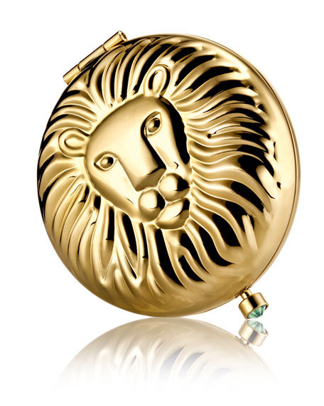 Estee Lauder LEO Compact from the Zodiac Collection 2012 - FREE SHIPPING