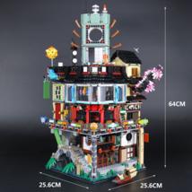 Unbranded 4953pcs Ninjago City Masters of Spinjitzu Building Blocks - $247.49