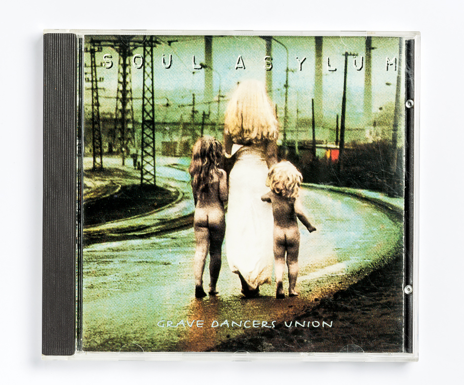 Soul Asylum - Grave Dancers Union - Classic Rock Music CD