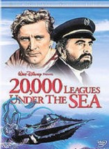 20,000 Leagues Under The Sea DVD 2 Disc Special Edition ( Ex Cond.) - $17.80