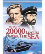 20,000 Leagues Under The Sea DVD 2 Disc Special Edition ( Ex Cond.) - $13.80