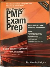PMP Exam Prep, Eighth Edition - Updated: Rita's Course in a Book for Pas... - $44.50