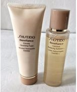 Shiseido Skincare Benefiance Age Targeting Creamy Cleansing Foam and Sof... - $54.99