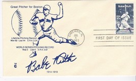 Babe Ruth #2046 Chicago, Il July 6, 1983 The C Cachet D-295 - $2.98