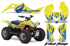 AMR Racing Suzuki LTZ 50 Quad Graphics Kit ATV Sticker Decals 06-09 TRIB... - $129.95