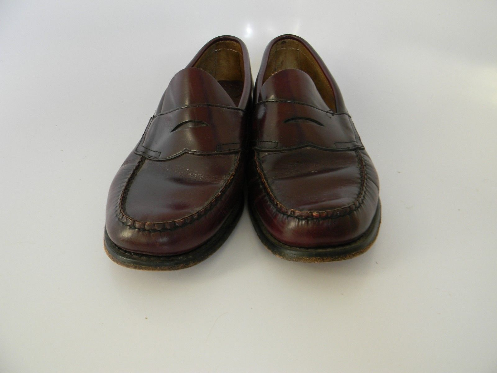 cc29a293b3c Mens Bass Weejuns Levin Burgundy Slip On and 50 similar items