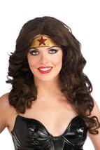 Rubies Wonder Woman Crown Temporary Tattoo - $4.43