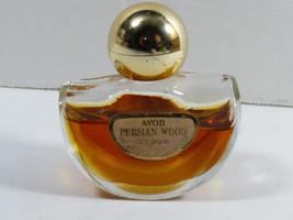 Vintage Avon Farsi Legno Colonia .5 Fl oz Bottiglia - $29.64
