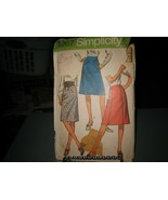 Simplicity 9267 Set of Skirts Pattern - Size 42 Waist 38 Hip 48 - $6.92