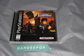 Time Crisis (Sony PlayStation 1, 1997) Video Game - $19.79