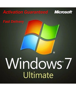 Windows 7 Ultimate Product Key for 32 and 64 Bit With Download Links - $8.80