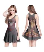 Danzig  Heavy Metal Band Reversible Women Dresses - $21.80+