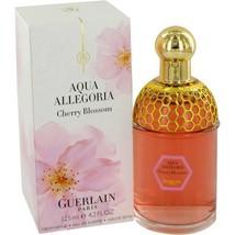 Guerlain Aqua Allegoria Cherry Blossom Perfume 4.2 Oz Eau De Toilette Spray image 6