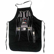 Novelty Funny Star Wars black fighters Darth Vader DINNER PARTY COOKING ... - $13.99