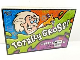 Totally Gross! The Game of Science Learning Game NEW SEALED - $14.99