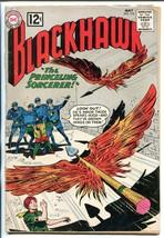 BLACKHAWK #172 1962-DC-FLYING SPEAR COVER-vg - $27.74
