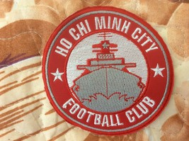 Patch Ho Chi Minh City FC Vietnam First Division Saigon  Asia Champions - $4.95