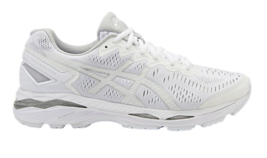 ASICS New Men's GEL KAYANO 23 Running Shoes WHITE/SNOW Edition - Authentic - $178.00