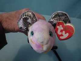 """TY Beanie Baby - THE RAT Chinese Zodiac 8"""" MInt withTags 2000 - $3.86"""