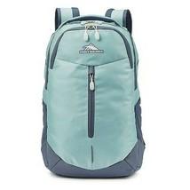 High Sierra Swerve Pro Backpack in Blue Haze/Gray