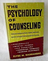 Psychology Clyde Narramore Counseling Mental Illness Sex Marriage Christ... - $18.80