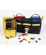 NEW Building Blocks LEGO Bricks Travel Storage Case Bags Tote 4 pc Toy O... - $67.22