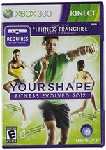 Your Shape Fitness Evolved 2012 [Xbox 360] - $8.99