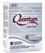 ZOTOS QUANTUM EXTRA BODY ACID PERM FOR NORMAL OR TINTED HAIR MEDIUM TO FIRM - $5.59