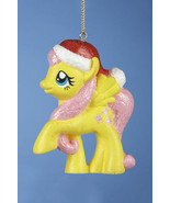 "KURT S. ADLER MY LITTLE PONY ""FLUTTERSHY"" BLOW MOLD CHRISTMAS TREE ORNAMENT - $9.88"