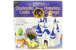 Tokyo Disneyland Dioramap Cinderella Castle Sleeping Beauty's Castle Miniature - $127.71