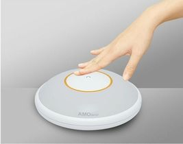AMO Lamp For Baby Feeding Sleep Nursery & MultiUse One Touch Rechargable Comfort image 5