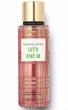 Victoria's Secret Let's Stay In Fragrance Mist 8.4 oz. - $15.99