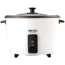 Restaurant Rice Cooker Commercial Kitchen Warmer Electric Pot 32 Cup Coo... - €45,35 EUR