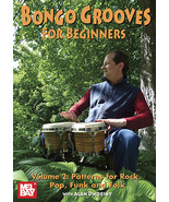 Bongo Grooves For Beginners DVD by Alan Dworsky/Volume 2 - $13.99