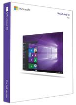Microsoft Windows 10 Professional - 32-Bit/64-Bit - Genuine - $24.94