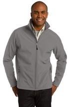 Port Authority® Core Soft Shell Jacket j317 Gray - $29.99+