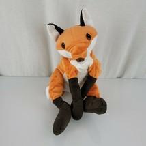"IKEA Vandrig Vandring Rav Orange 16"" Fox Mama Mom Stuffed Animal Plush - $24.44"