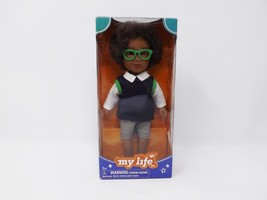 My Life As Mini Doll - New - Brown Hair School Boy - $14.24