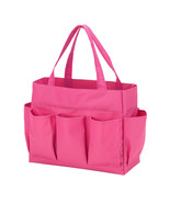 Viv and Lou Hot Pink Carry All Tote Bag - $29.66