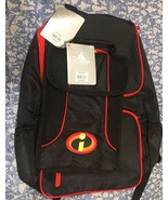 New Disney Store The Incredibles School Backpack + Lunch Bag Box Back to... - $55.42