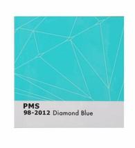 "Diamond Supply Co 3""x3"" Pantone PMS 98-2012 Vinyl Decal Skateboarding Sticker"