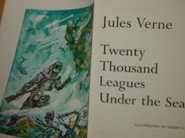 Twenty Thousand Leagues Under The sea Jules Verne Children's Classics MC... - $159.00