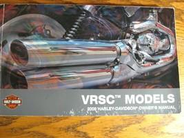 2008 Harley-Davidson V-Rod VRSC Original Owner's Owners Manual - $44.55