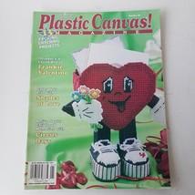 Plastic Canvas Magazines Number 66 January/February 2000 - $8.24