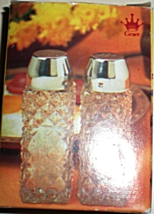 Salt & Pepper Shakers - Vintage F. W. Woolworth Co., New York, N.Y. - €12,19 EUR