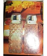 Salt & Pepper Shakers - Vintage F. W. Woolworth Co., New York, N.Y. - $14.95