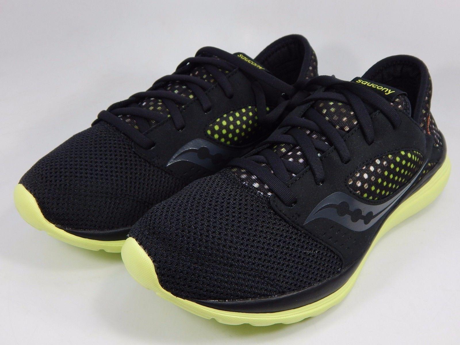 Saucony Kineta Relay LR Men's Running Shoes Sz US 9 M (D) EU 42.5 Black S25285-2