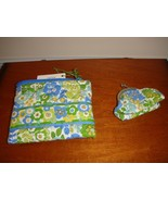 Vera Bradley English Meadow Mini Kisslock And Coin Purse - $38.99