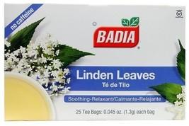 Badia Linden Leaves Tea - $8.21