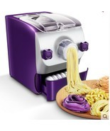 Noodle Maker Electric Machine Household Automatic Dumpling Dough Skin Pr... - $275.67 CAD
